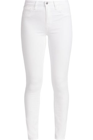 L'Agence Women's Marguerite High-Rise Skinny Jeans - - Size 31 (10)