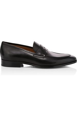To Boot Men's Flex Dress Tesoro Leather Penny Loafers - - Size 13