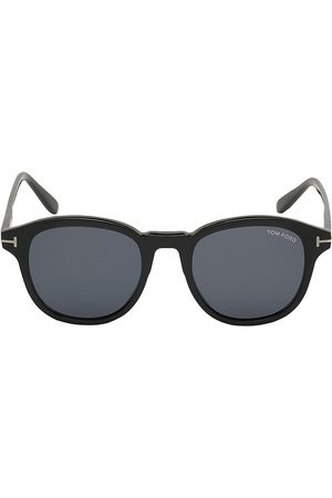 Tom Ford Men's 52MM Round Sunglasses