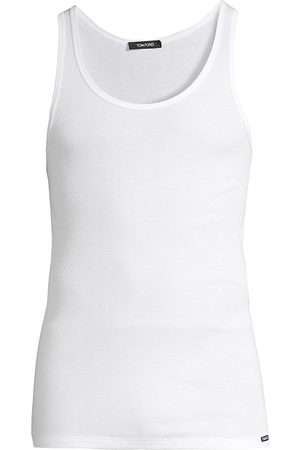 Tom Ford Men's Ribbed Tank Top - - Size XXL