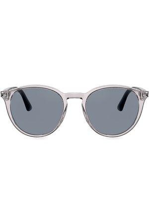 Persol Men's 52MM Round Sunglasses