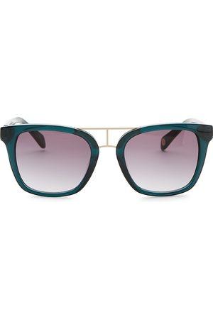 Balmain Men's Modified 52MM Square Sunglasses