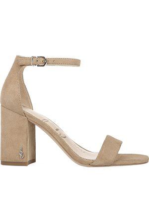 Sam Edelman Women's Daniella Suede Sandals - - Size 9.5