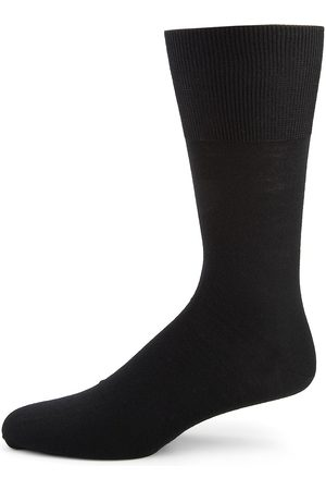 Falke Men's Egyptian Cotton Dress Socks - - Size XL