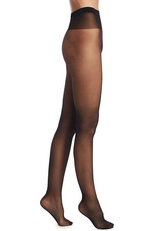 Wolford Women's Individual 10 Denier Hose - - Size Large