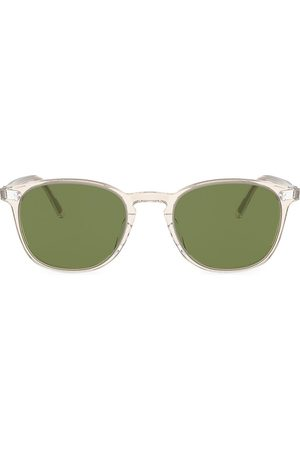 Oliver Peoples Men's Finley 41MM Square Sunglasses