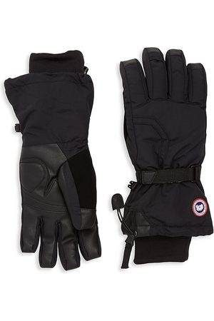 Canada Goose Men's Waterproof Down Insulated Gloves - - Size Small