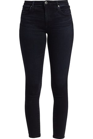 AG Jeans Women's Mid-Rise Legging Ankle Jeans - - Size 32 (12)