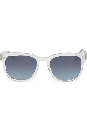Barton Perreira Men's 54MM Coltrane Square Sunglasses