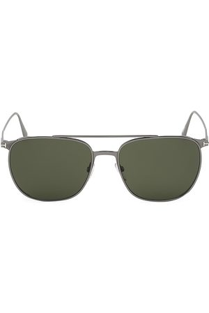 Tom Ford Men's Kip 58MM Aviator Sunglasses