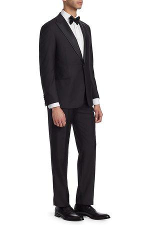 Emporio Armani Men's G-Line Super Line Peak Tuxedo - - Size 60 (50) L
