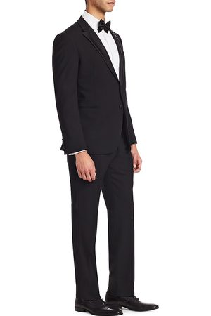 Emporio Armani Men's M Line Stretch Wool Tuxedo - - Size 50 (40) L