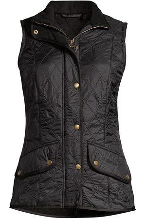 Barbour Women's Cavalry Vest - - Size 6