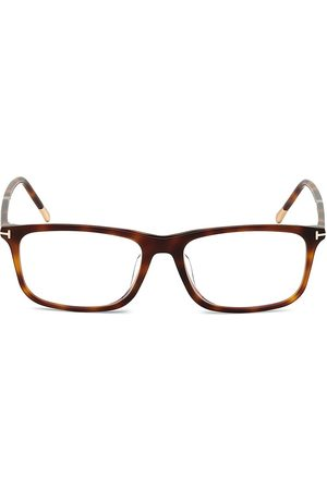Tom Ford Men's 57MM Plastic Square Optical Glasses