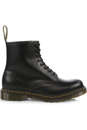 Dr. Martens Men's 1460 Unisex 8 Eye Smooth Leather Boots - - Size 13 UK (14 US)