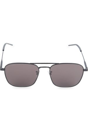 Saint Laurent Men's 56MM Aviator Sunglasses