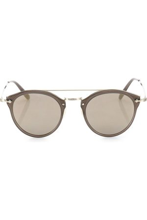 Oliver Peoples Men's Remick 50MM Round Sunglasses