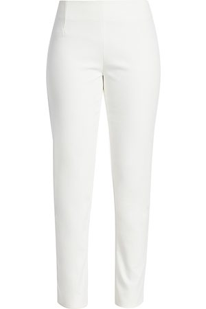 LELA ROSE Women's Catherine Stretch-Twill Pants - - Size 14