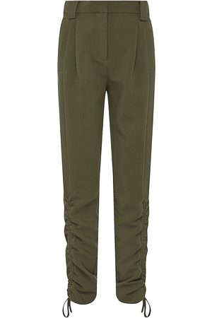 AJE Women's Impermanence Interlace Pants - - Size 4