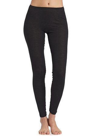 Hanro Women's Wool & Silk Leggings - - Size Medium
