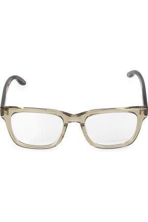 Barton Perreira Men Square - Weller 52MM Square Optical Glasses