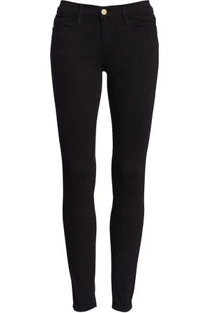 Frame Women's Le Color Mid-Rise Skinny Jeans - - Size 31 (10)