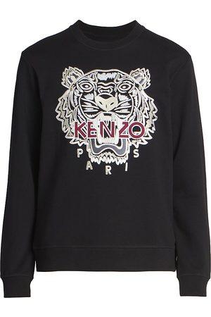 Kenzo Men's Varsity Tiger Crewneck Sweatshirt - - Size XXL
