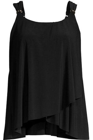 Miraclesuit Women's Razzle Dazzle Tankini Top - - Size 16