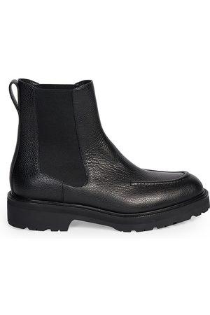 DRIES VAN NOTEN Men's Pebbled Rubber Boots - - Size 40 (7)