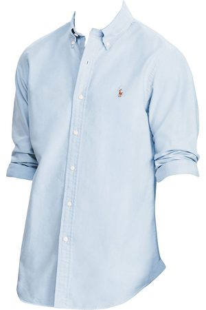 Polo Ralph Lauren Men's Classic-Fit Cotton Oxford Shirt - - Size XL
