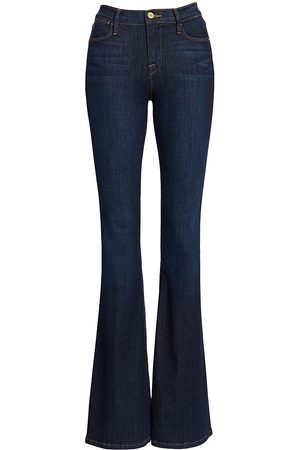 Frame Women's Le High Flare Jeans - - Size 31 (10)
