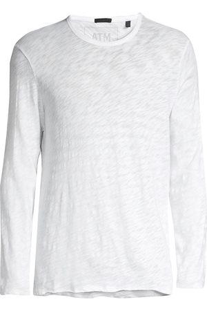 ATM Anthony Thomas Melillo Men's Long Sleeve T-Shirt - - Size Large