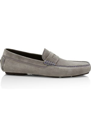 To Boot Men's Soft Suede Driving Loafers - - Size 13