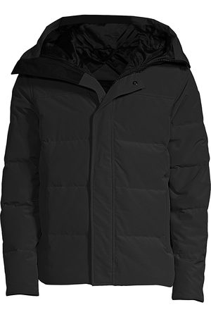 Canada Goose Men's MacMillan Quilted Parka Label - - Size Small