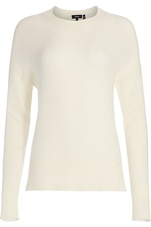 THEORY Women's Karenia Cashmere Knit Top - - Size Large