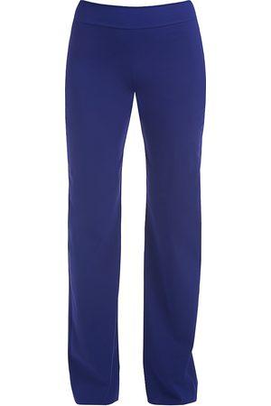 CHIARA BONI Women's Lenette Straight-Leg Pants - - Size Medium