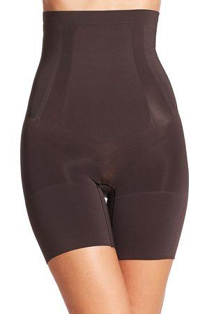 Spanx Women's Oncore High-Waist Mid-Thigh Shorts - - Size XL