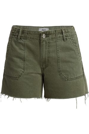 Paige Women's Mayslie Utility Shorts - - Size 30 (8-10)