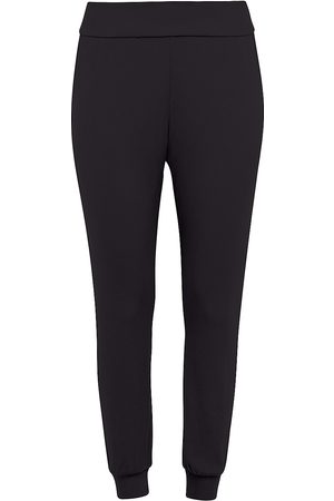 Commando Women's Luxury Ribbed Joggers - - Size XL