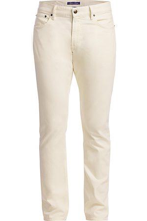 Ralph Lauren Purple Label Slim-Fit Five-Pocket Jeans