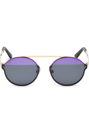Web Men's 58MM Pilot Sunglasses