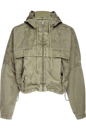 Hudson Women's Sport Hoodie Jacket - - Size Small