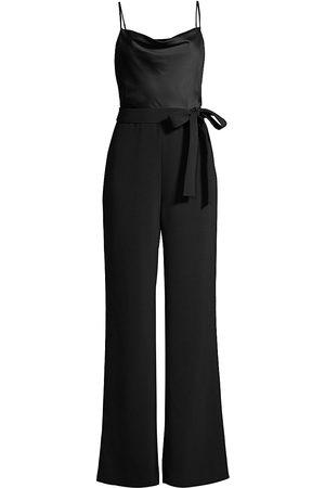 LIKELY Women's Lulu Tie-Waist Jumpsuit - - Size 4