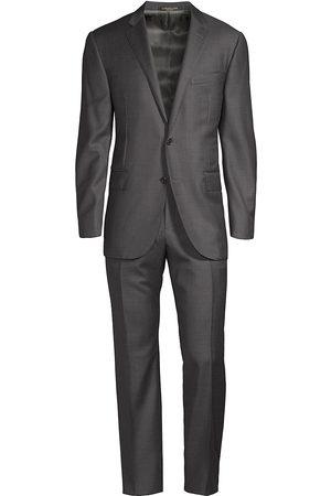 corneliani Men's Classic Wool Suit - - Size 56 (46) R