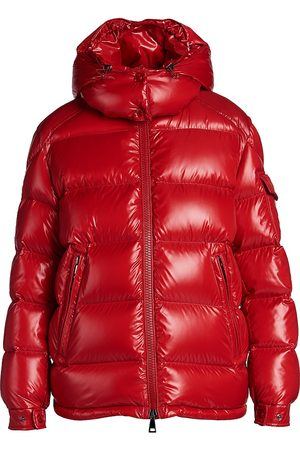Moncler Women's Maire Quilted Down Puffer Jacket - - Size 5 (XXL)