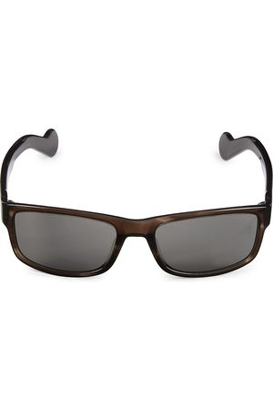 Moncler Men's 58MM Square Sunglasses