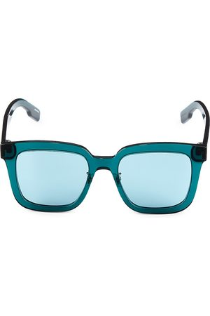 Kenzo Men's 54MM Square Plastic Sunglasses