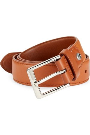 SHINOLA Men's Bomb Beta Leather Belt - - Size 42
