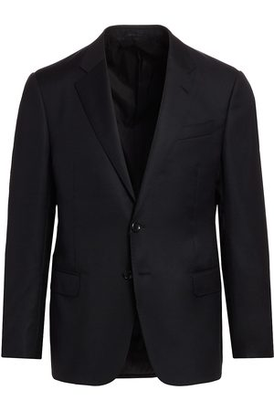 Armani Men's Single-Breasted Wool Blazer - - Size 60 (50) R