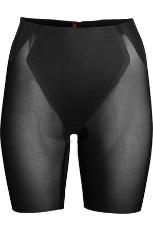 Spanx Women's Haute Contour Mid-Thigh Shorts - - Size XL